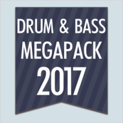 Drum & Bass August 2017 Full Pack