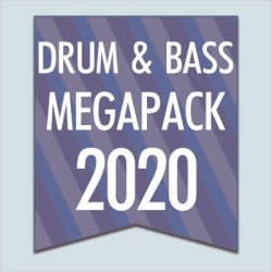 Drum & Bass 2020 DECEMBER Megapack